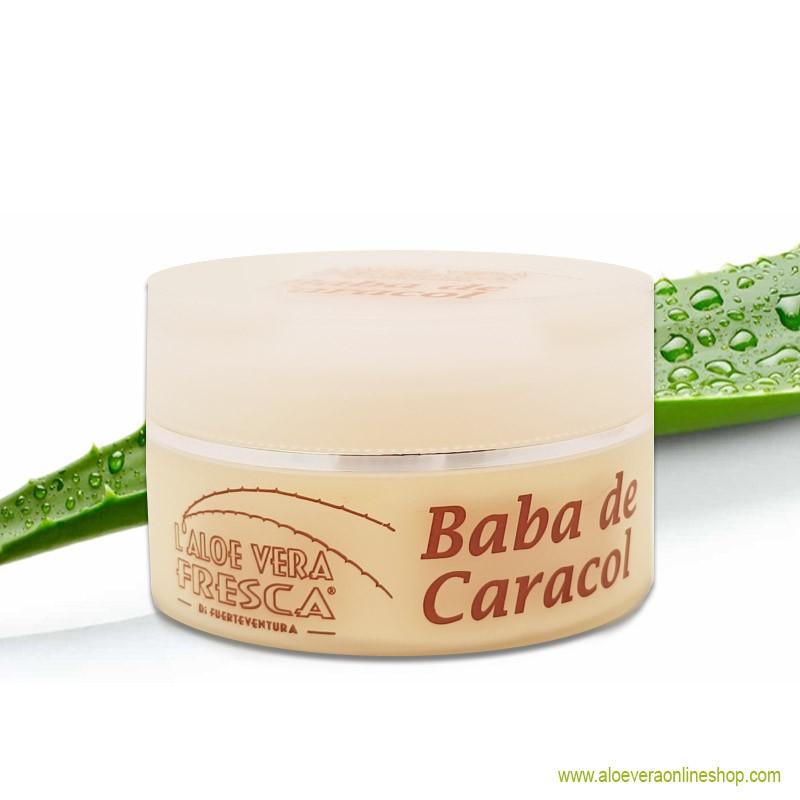 Aloe Vera Cream With Snail Extract