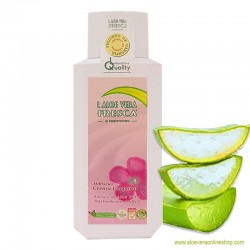 Aloe Vera Bodylotion Hibiscus 250ml