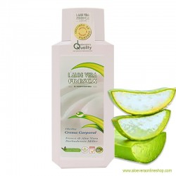 Aloe Vera Bodylotion with Herbs 250ml