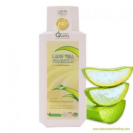 Aloe Vera Körpercreme Limon 250ml