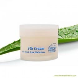 Aloe Vera 24H Creme 50ml