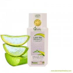 Aloe Vera Ultimate X10 Gel 125ml