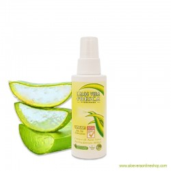 Aloe Vera Extrait en Spray 99,5% 100ml