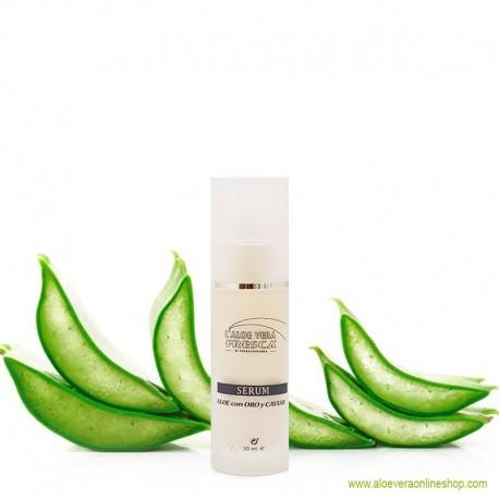 Aloe Vera Kaviar Gold Serum 30ml