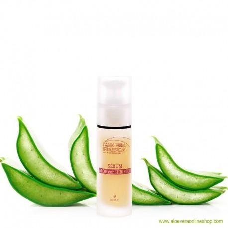 Aloe Vera Serum Hibiscus 30ml