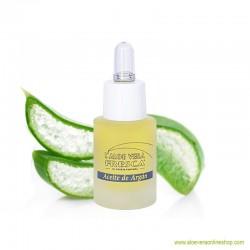 Aceite de Aloe Vera & Argán 15ml