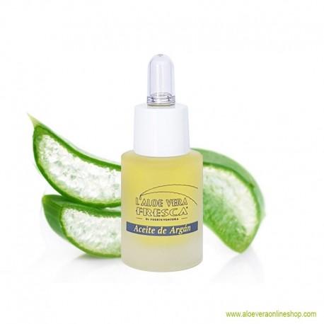 Aloe Vera und Argan Öl 15ml