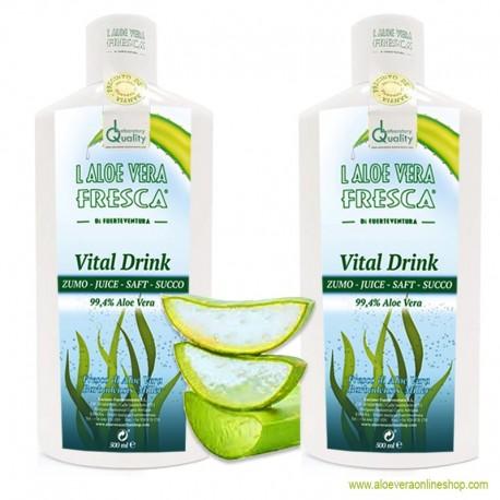 2X VITAL DRINK