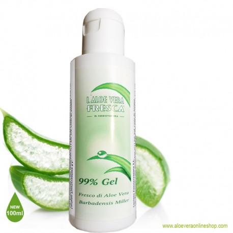 Aloe Vera Fresca Gel 99% 100ml