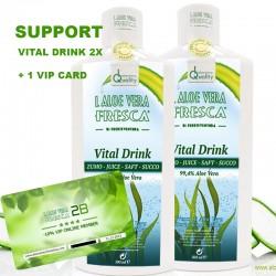 SUPPORT SET 2X VITAL + 1 VIP