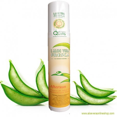 Aloe Vera Aftersun 125ml