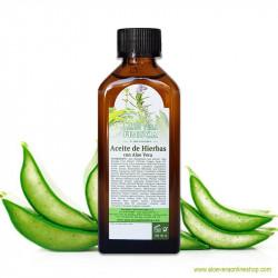 Aloe Vera Herbal Oil100ml