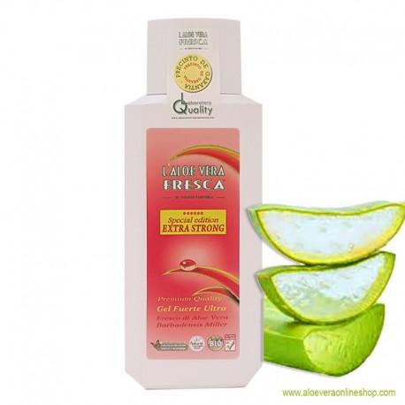 Aloe Vera Fresca Ultra Fuerte